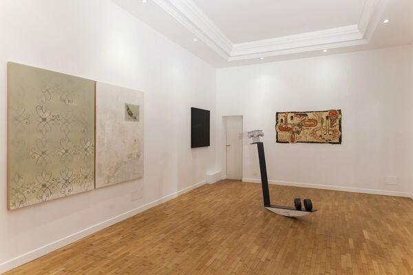 Una Visione Italiana, installation view