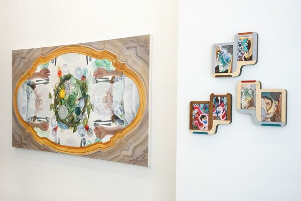 Counter Narratives: Geographies of the Unfamiliar, installation view
