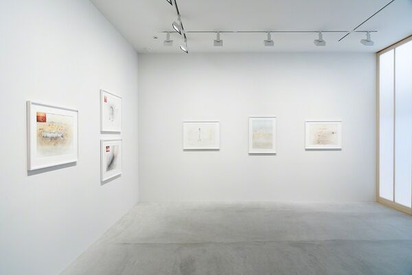 Birgit Jürgenssen, installation view