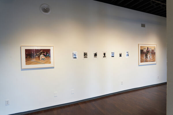 Laura Larson: City of Incurable Women, installation view
