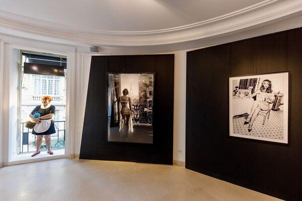 Ellen Von Unwerth / Monaco, installation view