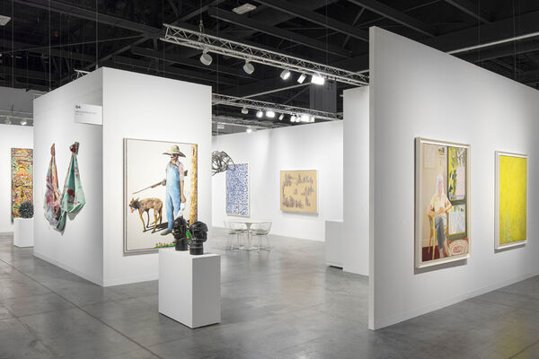 Michael Rosenfeld Gallery at Art Basel in Miami Beach 2019, installation view
