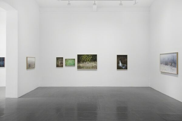 Ulf Lundin - The Monument, installation view