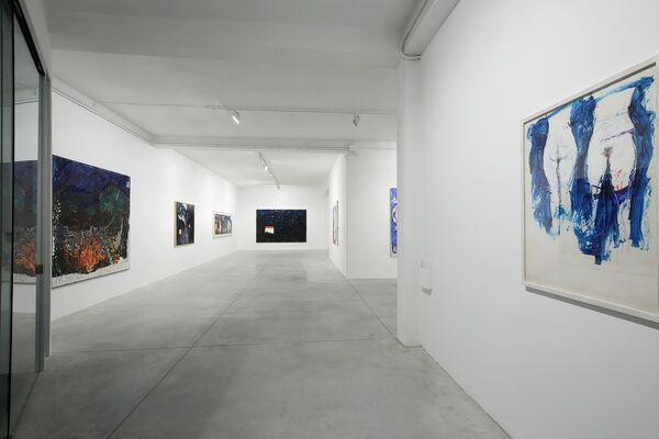 Mario Schifano. OTTANTANOVANTA, installation view
