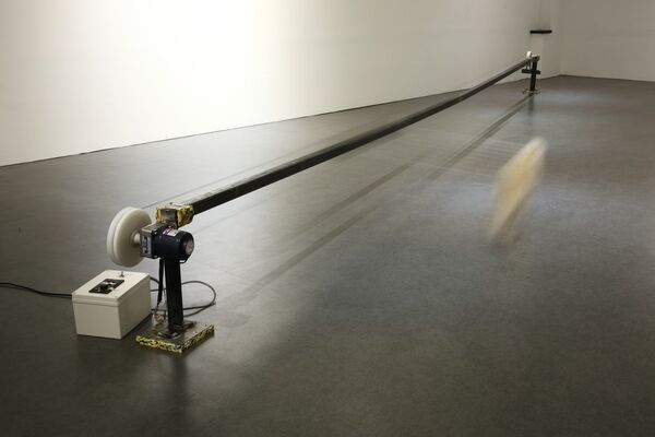Longue Distance, installation view