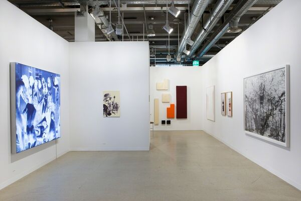 Skopia P.-H. Jaccaud at Art Basel 2016, installation view