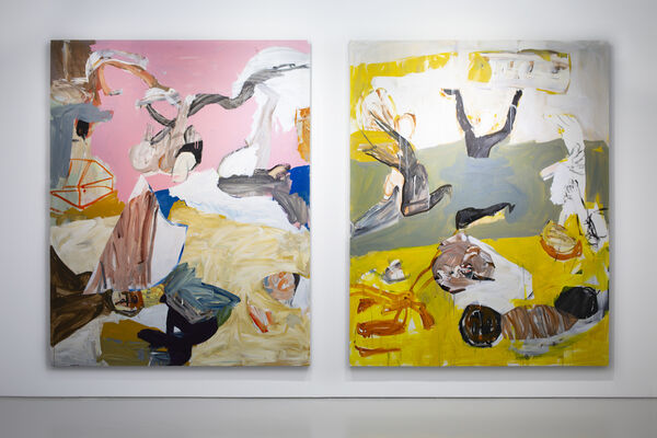 Force Majeure, installation view
