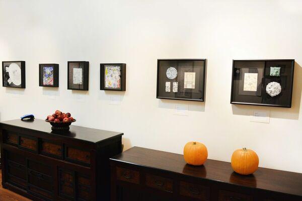 Against Gravity: Cyoko Tamai, installation view