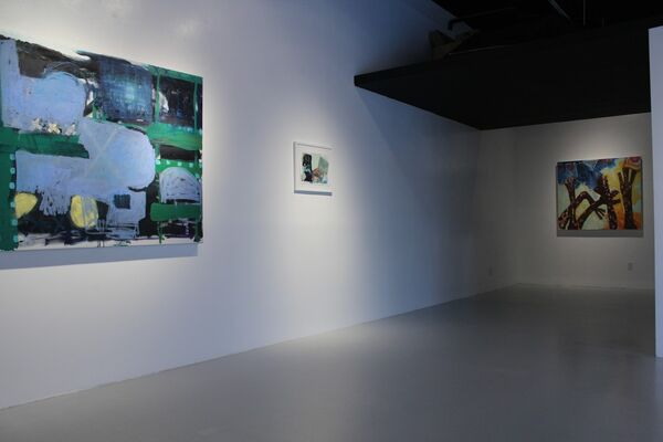 Inherited Memories: Dreams from before I was born, installation view