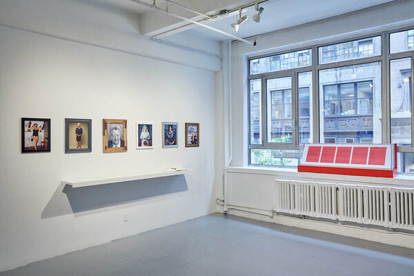 As Far As Heart Can See, installation view