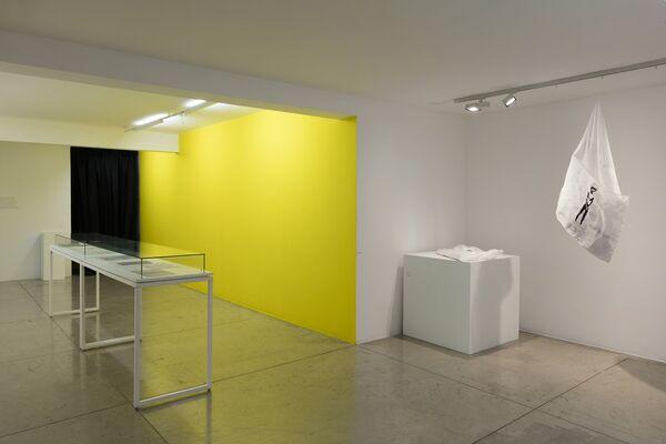 Hélio Oiticica - Barracão, installation view