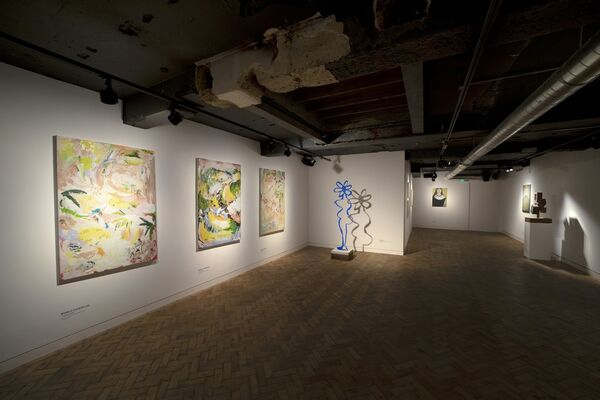 21st Century Women, installation view