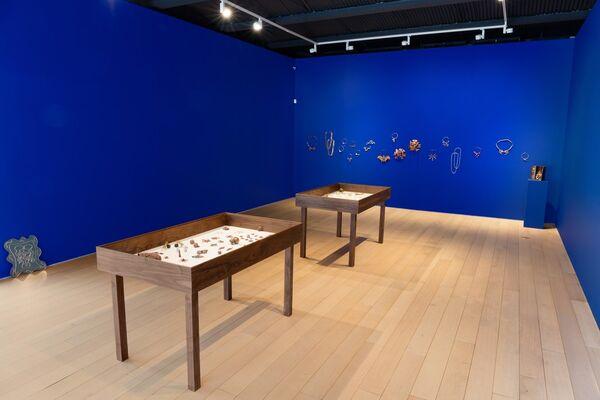 Claude Lalanne: Bijoux, installation view