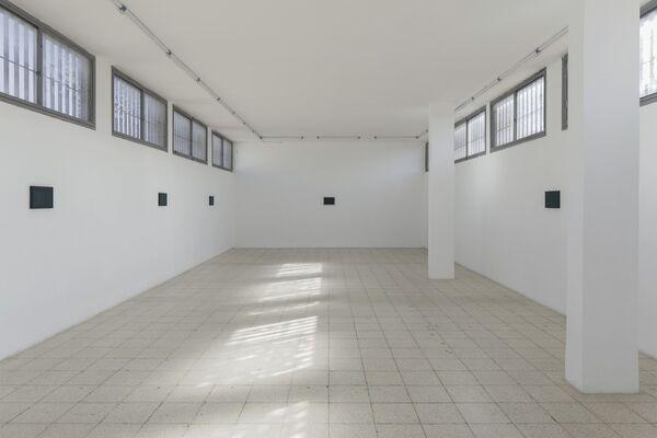 Florian, Pumhosl, Formed speech, installation view