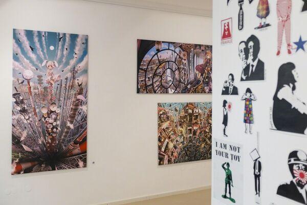 NEO JAPAN, installation view