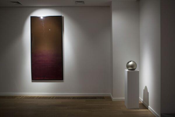 "MIKHAILO DEYAK. RUDOLF BURDA ""DIALOG"", installation view"