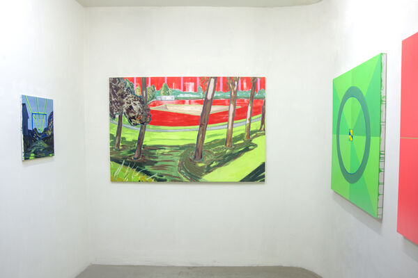 Resonance Room 4, installation view