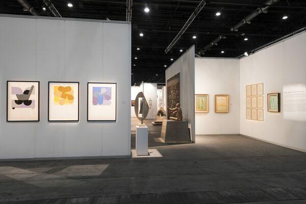 MAMAN Fine Art Gallery at arteBA 2019, installation view