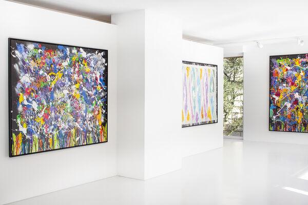 JONONE - BLUE NIGHT, installation view