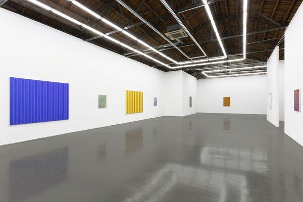 Xie Molin, installation view