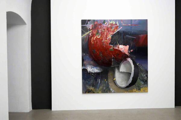 Daniel Pitin - Grotto, installation view