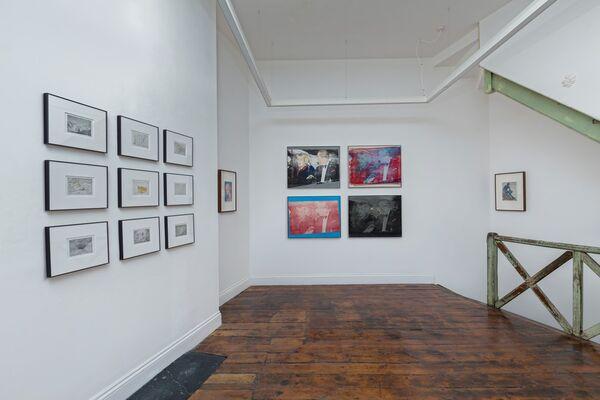 Alexander Massouras: New Work, installation view