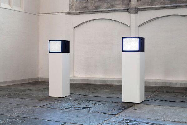 Marinus Boezem, installation view