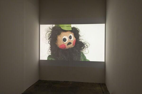 Liliana Porter: Memorabilia, installation view