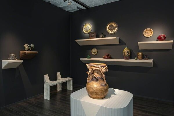 Jason Jacques Gallery at Frieze Masters 2016, installation view