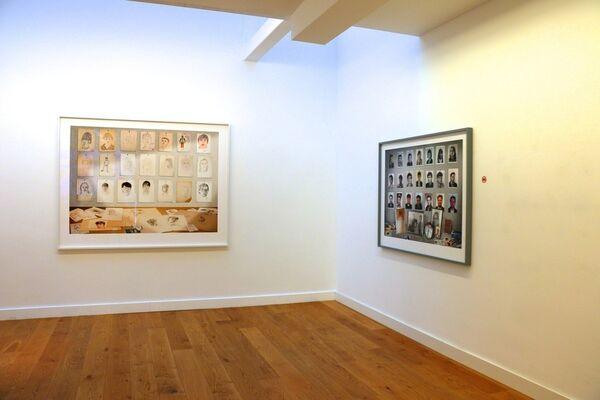 Souvenir d'Intime / Still Life, installation view