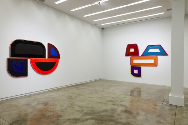 Beverly Fishman: CHEMICAL SUBLIME, installation view