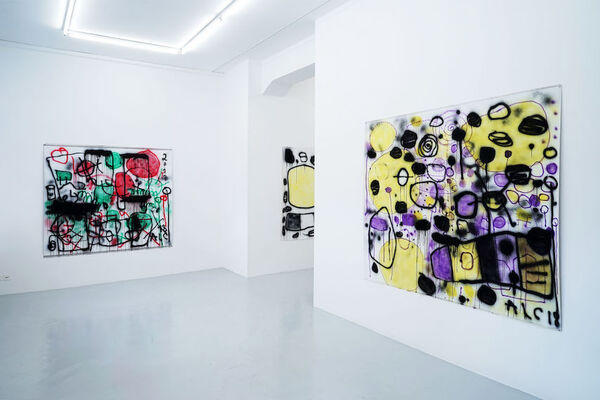 Anne-Lise Coste: La femme parfaite, installation view