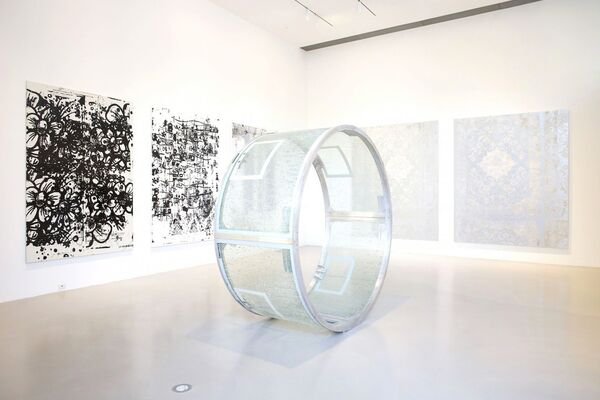 Progressive Praxis, installation view