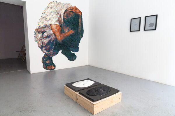DAS ESSZIMMER Bonn goes ID:I Galleri Stockholm, installation view