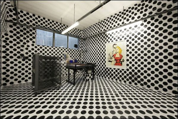 D*Face: New World Disorder, installation view