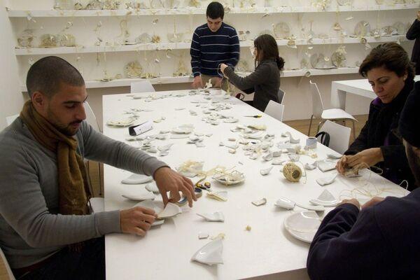 Yoko Ono. Dream Come True, installation view