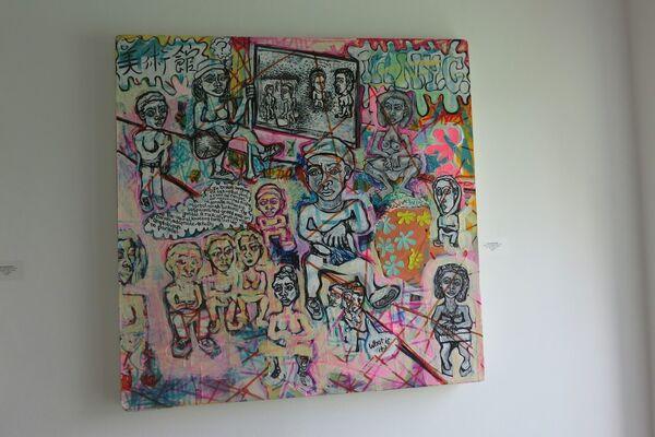 Alex Kukai Shinohara: Select Works, installation view