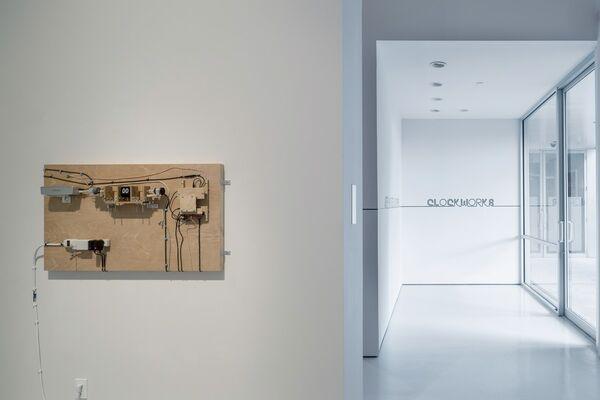 Jeff Shore | Jon Fisher: CLOCKWORKS, installation view