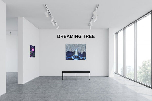 Dreaming Tree, installation view