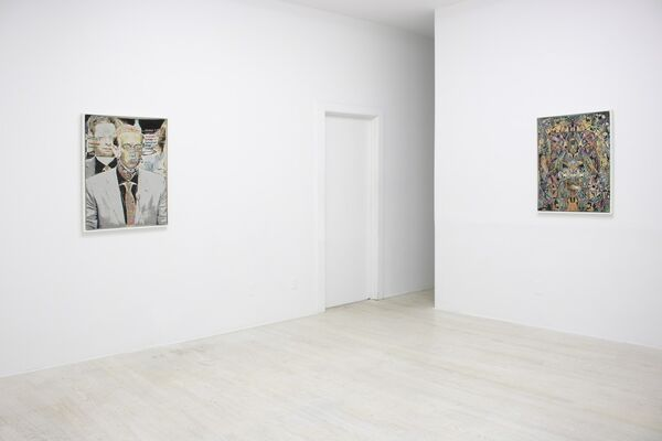 DAVID B. SMITH - SOFT BODIES, installation view