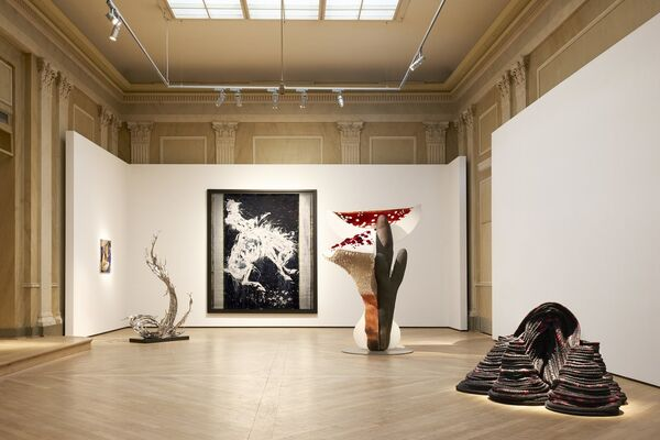Sculpture, Sculpture, Sculpture!, installation view
