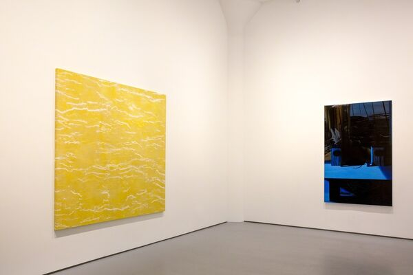 In Light of Shade, installation view