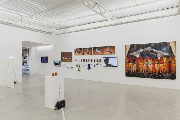 Because we be them, installation view