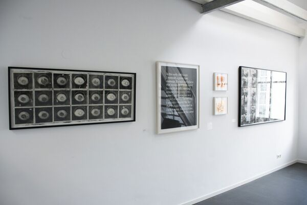 Group Exhibition - Cologne Project Space, installation view
