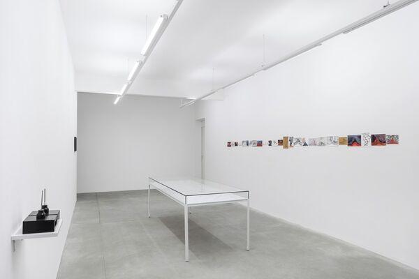Manuela Ribadeneira . Ouça [Listen], installation view