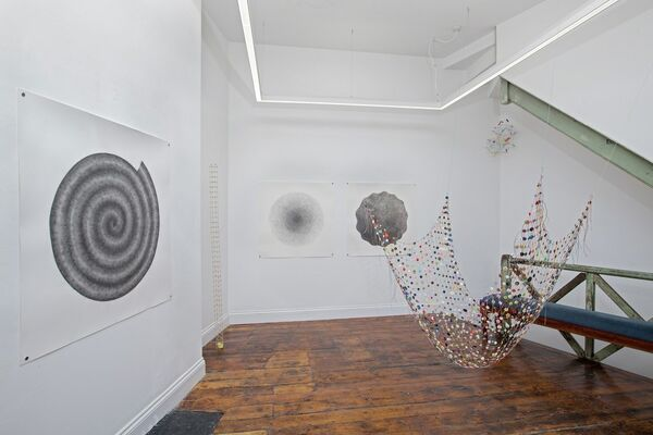 Alan Franklin: See Saw, installation view