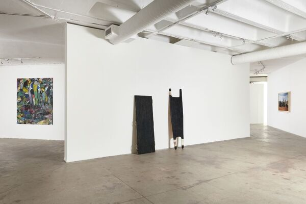 Narrative Means, installation view