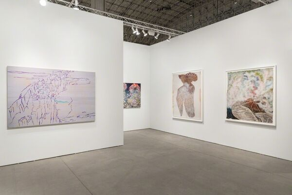 Gallery Wendi Norris at EXPO CHICAGO 2017, installation view