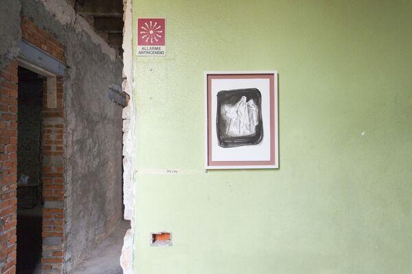 Laveronica Arte Contemporanea at Artissima 2016, installation view