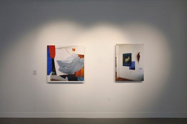 Zhulong Gallery at PULSE Miami Beach 2014, installation view